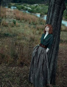 Thairine Garcia by Gui Paganini for Harper's Bazaar Brasil October 2013 #autumn #fall