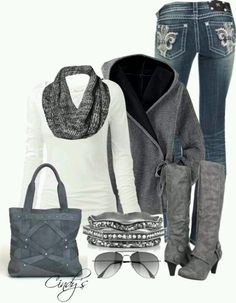 Cute outfit for winter