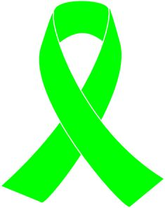Lymphoma Ribbon | Lymphoma Awareness Ribbon clip art