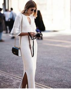 Top 10 Latest Casual Fashion Trends This Summer Outstanding Street Fashion Outfit. Would Combine With Any Piece Of Clothes. The Best of street fashion in Mode Outfits, Fashion Outfits, Womens Fashion, Fashion Trends, Trendy Outfits, Skirt Outfits, Street Chic, Street Style, Street Fashion