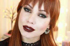 Maquiagem Metalizada | Outono Inverno 2016 | Juliana Goes