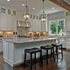 L-Shaped Kitchen Design Ideas, Remodels & Photos