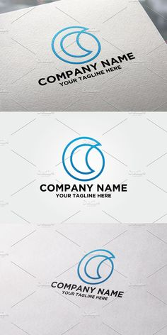 Creative Company Names, Letter C, Report Design, Text Color, Vector File, Logo Templates, Company Logo
