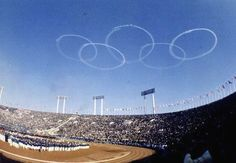 1964 Olympics in Tokyo!