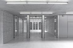 Gallery of Hochschule für Technik / Berger Röcker - 17