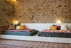 A Beautifully Restored Stone House In Spain - Gravity Home 1900s House, French Kitchen Decor, Rustic Interiors, Home Decor Inspiration, Ideal Home, Beautiful Homes, House Design, Interior Design, Furniture