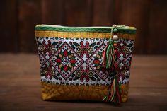 Сумки-косметички в українському стилі ручной работы купить в Украине. №65513