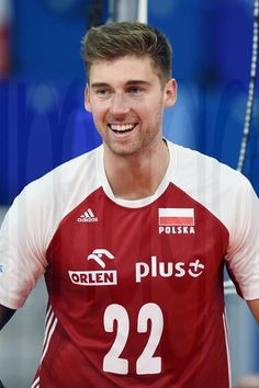 Bartosz Bednorz - Fotos kaufen | imago images Volleyball Team, Poland, Olympics, Athlete, Humor, Boys, Sports, Image, Fashion