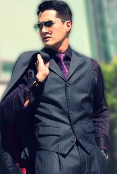 The suit with style - Bespoke for men | Hiras Fashion