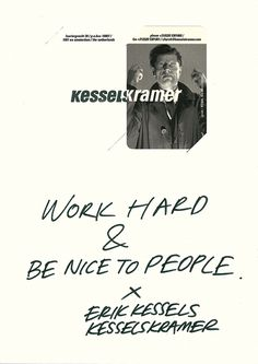 <3 Handwritting - Erik Kessels