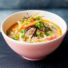 Zupa ramen z owocami morza | Kwestia Smaku