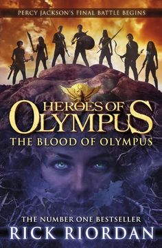 Heroes of Olympus - The Blood of Olympus : Find the price comparison from online retailers across the country