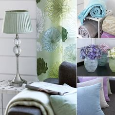 Spring by Pentik Decor, Home Textile, Home, Colours, Deco, Beautiful Homes, Spring Home, Inspiration, Spring Colors
