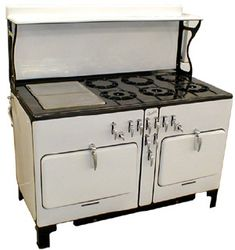 Chambers stoves had so much more character than today's appliances.