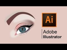 This video shows a step by step tutorial on how to create a realistic human eye using Adobe Illustrator. The eye looks beautiful with all the lighting and sh. Human Eye Drawing, Realistic Eye Drawing, Learn Illustrator, Adobe Illustrator Tutorials, Web Design, Graphic Design Tutorials, 3d Drawings, Step By Step Drawing, Branding