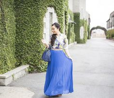 Cute Outfits With Maxi Skirts 5