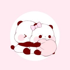 Panda Kawaii, Niedlicher Panda, Panda Art, Anime Kawaii, Kawaii Art, Cute Panda Wallpaper, Kawaii Wallpaper, Panda Wallpapers, Cute Wallpapers