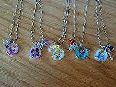 Princess Necklaces