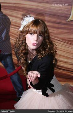 bella thorne tangled movie premiere photos | Bella Thorne Photo