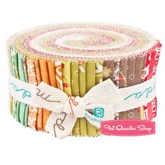 Honeysweet Jelly Roll Fig Tree Quilts for Moda Fabrics - Fat Quarter Shop