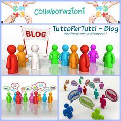 TuttoPerTutti - Blog collaborazioni