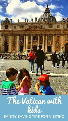 Visiting the Vatican with kids: what you need to know - Travel Trends Vatican Tours, Rome Tours, Rome Travel, Italy Travel, Travel Europe, Travel With Kids, Family Travel, Visiting The Vatican, Rome Attractions