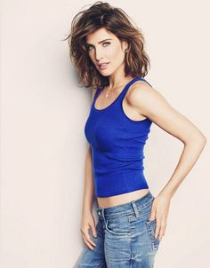 "Women We Love: Cobie Smulders aka Robin Scherbatsky from ""How I Met Your Mother"", Canada's greatest exports and The Avengers: Age Of Ultron co-star"