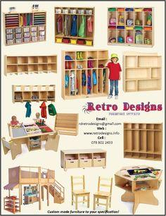 Preschool or Classroom Furniture