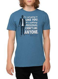 House I Don't Like Anyone T-Shirt,