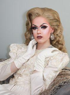 Andrew Bryson aka Blair St. Clair - Drag queen, singer and dancer.