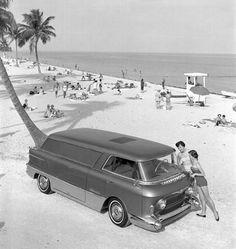 1955 GMC L-Universelle Truck