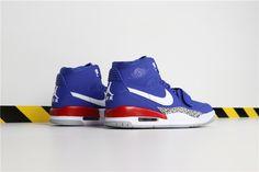 fa473e2016ba35 Don C x Jordan Legacy 312 NRG Knicks Blue White Shoes Free Shipping 4 Air  Jordan