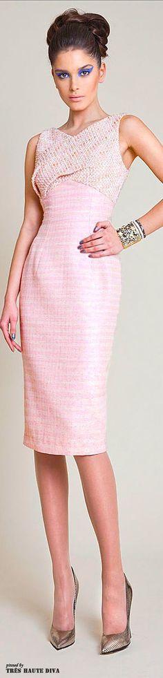 Azzi & Osta Spring 2014 Couture::