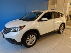 Certified Used 2013 Honda CR-V For Sale in Peoria IL | H6-728A