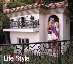 A Casa do Cachorrinho da Paris Hilton - Diz Aí Gi | Diz Aí Gi