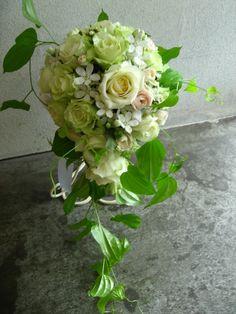ウェディングブーケ http://relier-fleurs.com/