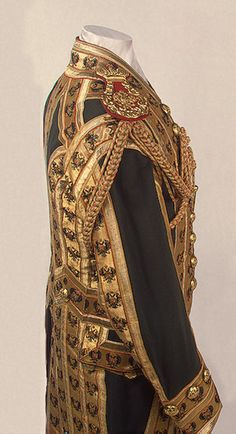Ceremonial Uniform of the Court Footman of the First Category, Late 1800s, Russia