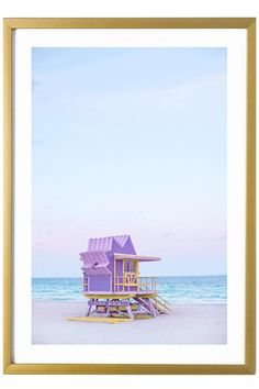 Miami Art Print - South Beach Aesthetic Art, Aesthetic Pictures, Travel Wall Art, Unique Wall Art, Pastel Art, Typography Art, South Beach, Color Pop, Wall Art Prints