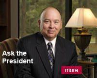 LSC-North Harris president, Dr. Steve Head - via http://bit.ly/epinner
