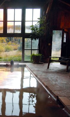 Dunton Hot Springs - Our favorite, with or without snow