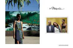 Fashion Copious - Liya Kebede for 3.1 Phillip Lim SS 2016 Campaign by Viviane Sassen
