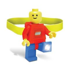 Let a Lego man light your way