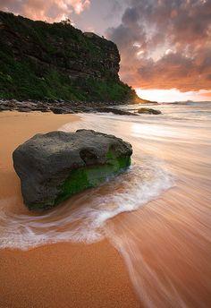 Bungan Beach is #theplacetobe. #corona #coronaextra