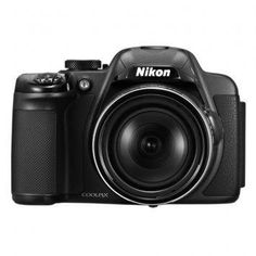Nikon Coolpix P520 – 18.1MP / Đen