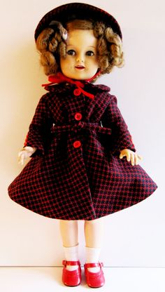 vintage shirley temple doll - Google Search