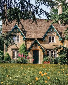 English Country Decor 26424 9 Enchanting English Country Cottages to Fall in Love With - Cottage Journal English Country Cottages, English Country Decor, English Countryside, French Country, English Cottage Exterior, French Cottage, English Cottage Decorating, English Farmhouse, English Cottage Style