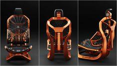Lexus пообещал устроить революцию в креслах для автомобилей
