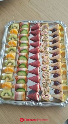 Party Finger Foods Party Snacks Appetizers For Party Appetizer Recipes Party Food Platters Plats Froids Food Garnishes Reception Food Tea Sandwiches Party Finger Foods, Snacks Für Party, Finger Food Appetizers, Appetizers For Party, Appetizer Recipes, Bug Snacks, Appetizer Ideas, Appetizers Table, Picnic Recipes