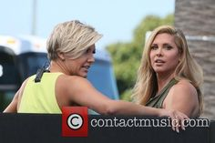 Candis Cayne and Charissa Thompson 4