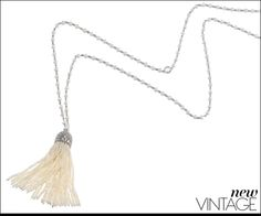 Thought Tassels on your shoes & bags were enough for fall? Check out the Ivanka Trump Tassel Collection to find stunning peices that will add tassels on your ears, neck and wrists!